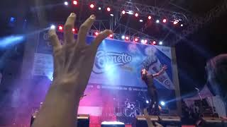 Miss May I Live in Jakarta clothing Expo (Jakcloth 9-12-2017)