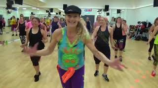 CONGA (single version) - Zumba Disco/power salsa