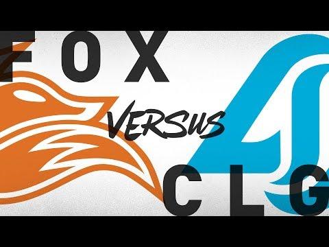 Xxx Mp4 FOX Vs CLG Week 4 Day 1 NA LCS Summer Split Echo Fox Vs Counter Logic Gaming 2018 3gp Sex