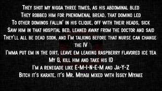 Slaughterhouse - Die (HD Lyrics)