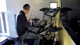 november rain drums cover HD