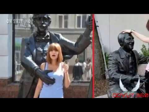 Xxx Mp4 Crazy Amp Funny Pic With Statute মূর্তির সাথে তোলা কিছু ফানি পিক।দেখুন।ODVUT 360 3gp Sex