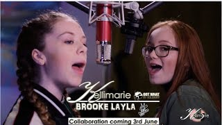 Little me - Brooke Layla & Kellimarie (cover by Little Mix)
