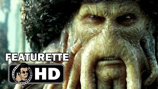 PIRATES OF THE CARIBBEAN 5 Featurette - Legacy (2017) Johnny Depp Disney Movie HD