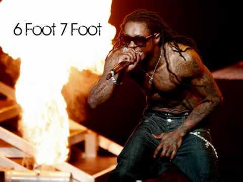 6 Foot 7 Foot-Lil Wayne feat. Cory Gunz [Explicit, HQ]