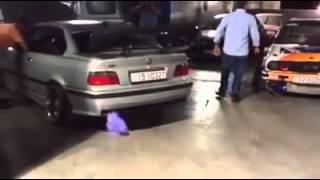 BMW Jordan Drift تخميس بي ام الاردن
