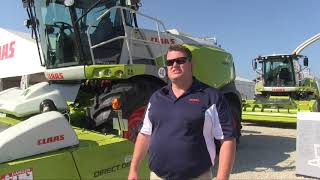 Longer strands in 'Shredlage' boost cow health, says Claas