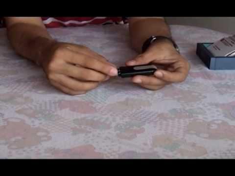 Mini Flash Drive USB Hidden Camera HD DV DVR Disk Audio Recorder