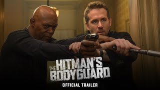 NEW TRAILER for The Hitman's Bodyguard