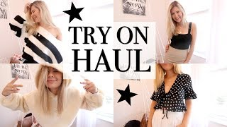 summer try on haul: clothing, shoes, accessories