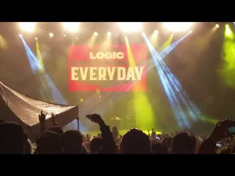 Logic & Marshmello - Everyday (Live For First Time)