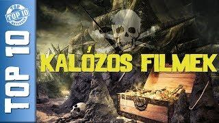 TOP 10 Kalóz mozi - Legjobb kalózos filmek