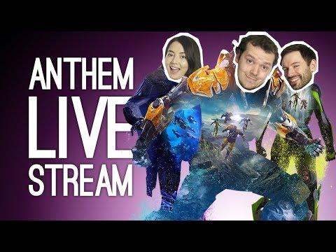 Xxx Mp4 LIVE Anthem Outside Xbox Plays Anthem Live On Xbox One 🤖🤖🤖 3gp Sex