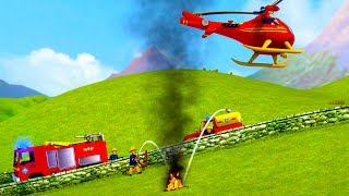 Fireman Sam Full Episodes | Best of Sam the Firefighter! 🚒 🔥  New Episodes | Cartoons for Children