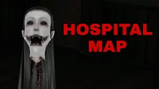 NEW MAP - Eyes The Horror Game (Hospital)