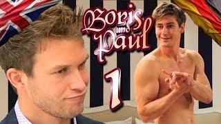 Boris and Paul Part 1 (German + English Subtitles- Gay-Themed 1080p HD)