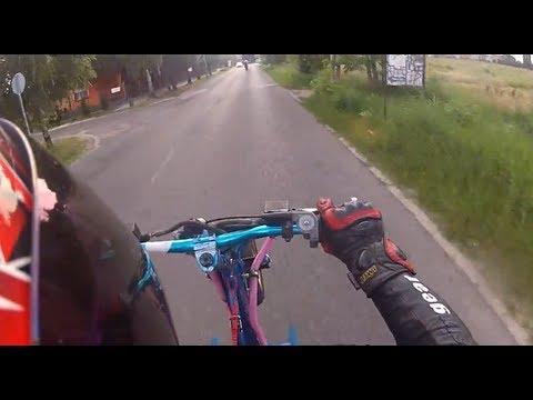 Gilera Runner 172 malossi GoPro HD