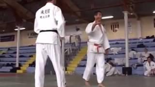 HIROSHI KATANISHI   KO UCHI GARI