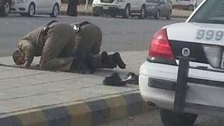 لقطات مؤثرة لرجال الأمن السعودي لعام 2014
