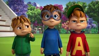 Alvinnn!!! et les Chipmunks | Alvin est jaloux | NICKELODEON JUNIOR