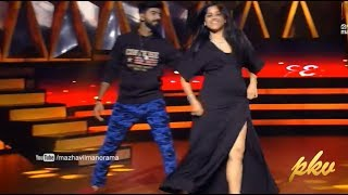 Actras Chandini Sreedharan Hot Dance \Travel Diaries