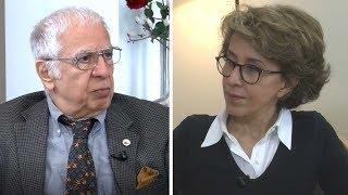 گفتگوی نازنین انصاری با امیر طاهری؛ ارمغان نوروزی:  پیوند هویت ایرانی و ارزشهای انسانی