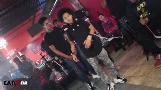 AYO & TEO  Perform to Jeremih – Oui | Ann Arbor, MI