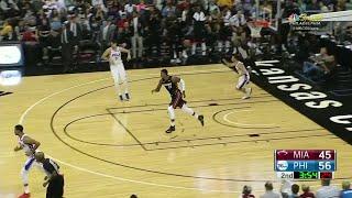Quarter 2 One Box Video :76ers Vs. Heat, 10/12/2017