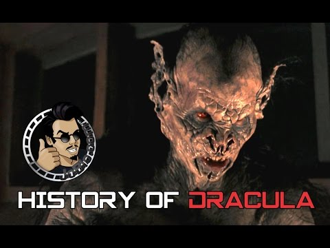 A History of Dracula In Film