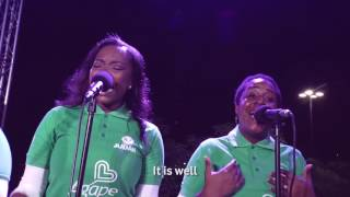 IT IS WELL - AKESSE BREMPONG FT. NIIELLA