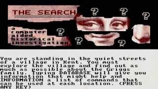ATARI ST The Search A Computer Aided Historical Investigation