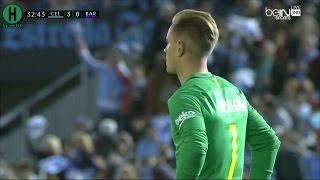 اهداف مبارة سيلتا فيغو و برشلونة | 4-3  | الدوري الإسباني |   2-10-2016