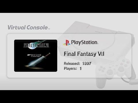 Xxx Mp4 Playstation 1 Virtual Console On Wii U Gameplay WiiSX Mod Final Fantasy VII 3gp Sex