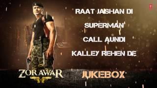 ZORAWAR JukeBox Full Movie Songs ¦ YO YO Honey Singh, Baani J ¦ T Series