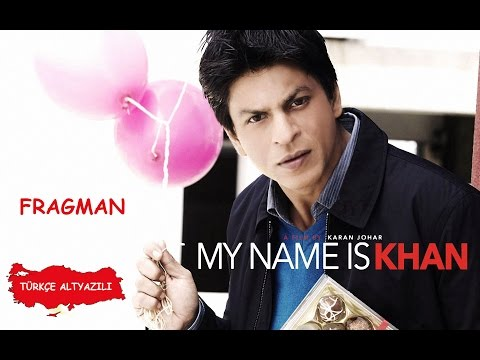 My Name Is Khan ☪ Fragman (Tr Altyazılı)