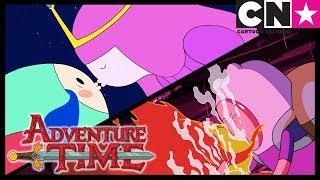 Finn y las Princesas ❤️     Hora de Aventura LA   Cartoon Network