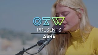 "Ashe - ""Sometimes People Suck"" 