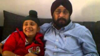 For Raju Mamu's function (dad)