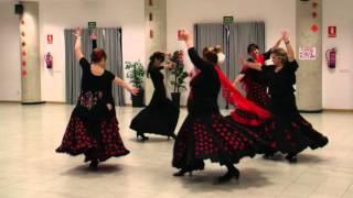 Sevillanas en corro simples