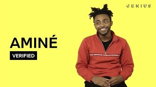 "Aminé ""Caroline"" Official Lyrics & Meaning 