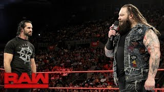"""Bray Wyatt shows Seth Rollins his """"godlike"""" power: Raw, June 12, 2017"""