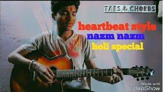 Nazm nazm heartbeat cover