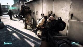 Battlefield 3 - 12 Minutes Full Version Gameplay Trailer [HD]