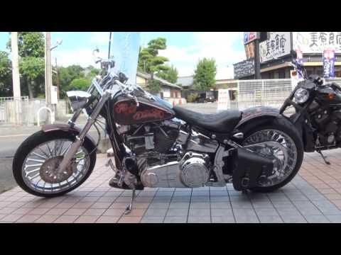 VANCE&HINES Harley-Davidson jockey shift VRSCF V-ROD Softail FXSB BREAKOUT CVO