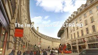 LG 4K Demo: The Impression of Ultra HD