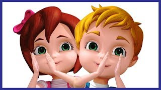 Hindi Nursery Rhymes | Hindi Nursery Rhymes For Children | If You're Happy And You Know It