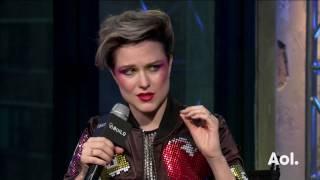 Evan Rachel Wood Discusses Her Role On HBO's