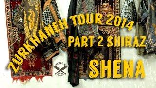 Indian Clubs | ZURKHANEH in SHIRAZ | Part 2 | Shena Pushups