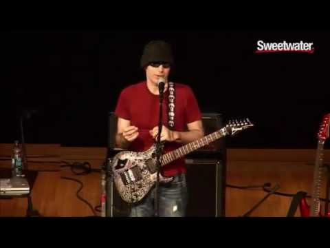 Ibnaz band artis joe Satriani