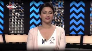 Q & A with Parineeti Chopra on The Front Row Season 2